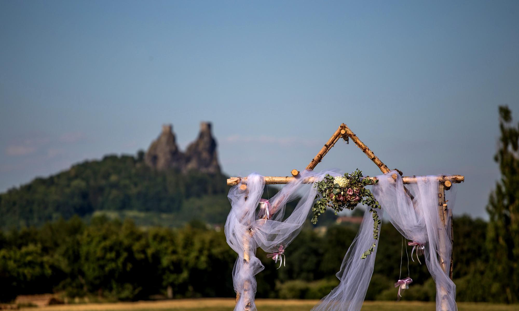 Svatby Jičín